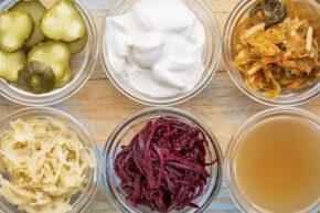 fermented foods for IBD diet